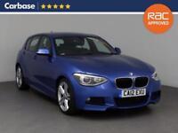 2012 BMW 1 SERIES 120d M Sport 5dr