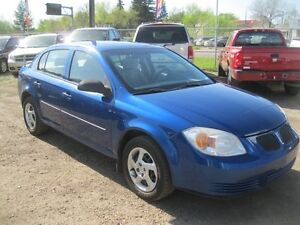 2005 PONTIAC PURSUIT  AUTOMATIC 4DOORS -4CYL - 2.2L