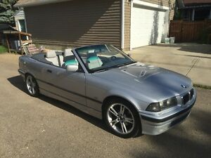 1999 BMW 323i 2dr Convertible with NEW ROOF