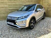2018 Mitsubishi Eclipse Cross 1.5T 4 (s/s) 5dr SUV Petrol Manual