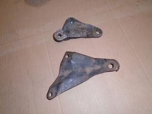 69-73 Windsor vintage Ford alternator mounting brackets