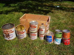 Rogers Syrup Tins