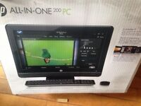 New in sealed box HP all in one computer and printer