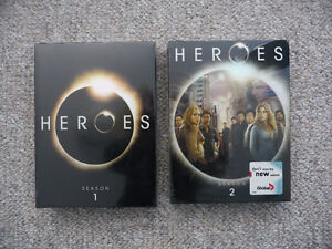 Heroes on DVD - Season 1 & 2 - Still Sealed Kitchener / Waterloo Kitchener Area image 1