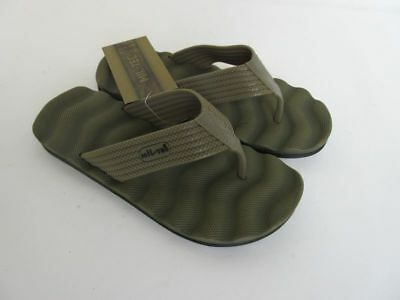 Combat Sandale Badelatschen Flops Zehentrenner Strandschuhe Flip Badeschuhe Army (Combat Schuhe Für Frauen)