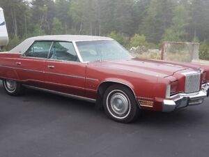 1978 Chrysler New Yorker Sedan
