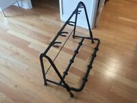 Guitar stand and Bass Case