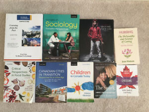 SELLING RYERSON TEXTBOOKS for CHEAP!