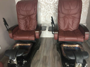 Pedicure Massage Chairs for sale!