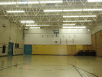 Gym space for lease