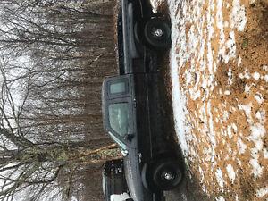 1999 Ford Ranger XLT Pickup Truck WORKS GREAT