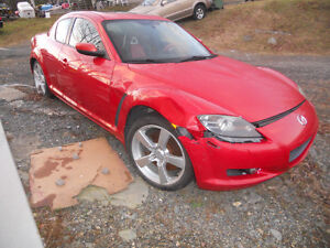 REDUCED! 2005 Mazda RX-8 Coupe (4 door)