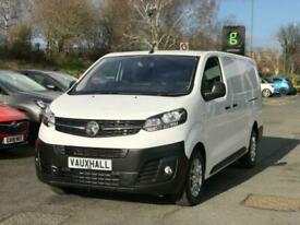 2021 Vauxhall Vivaro Vivaro 3100 2.0d 120 L2 H1 Dynamic Van Van Diesel Manual