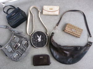 Purses and Wallets Lot