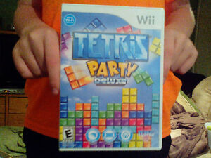 Tetris Party Deluxe ... Wii
