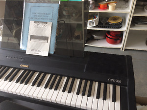 CASIO CPS-700 DIGITAL PIANO - ALMOST NEW in GREAT CONDITION!