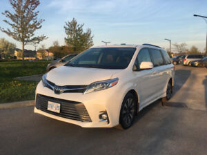 2018 Toyota Sienna XLE Limited Package- Brand New, Never Drive.