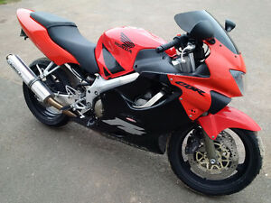 **$65 per MONTH**   2000 HONDA CBR 600 F4  -  HINDLE PIPE!!