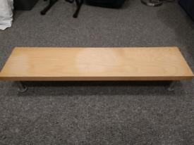 Free desk shelf (Ikea parts)