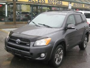 2010 Toyota Rav4, AWD, Leather, Sunroof, Alloys, Very Clean