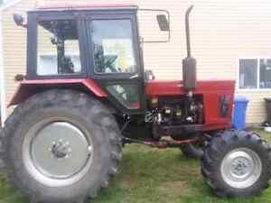 1994 Belarus 65hp 4x4