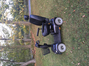 Invacare Comet HD Mobility Scooter