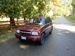 2003 Chevrolet Tracker LXT 4dr SUV, Crossover