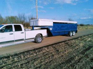For sale very good stock trailer