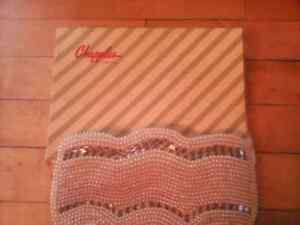 Vintage 1950's Duval Beaded Purse-Beautiful-Still in Box