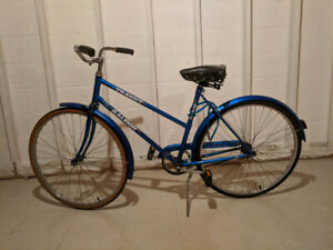Vintage Raleigh Woman's Bike One Speed