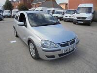 Vauxhall Corsa 1.2i 16v SXi 3 DOOR - 2005 55-REG - FULL 12 MONTHS MOT