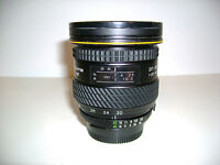 Tokina AF20-35mm F3.5-4.5 for FX/DX nikon mount