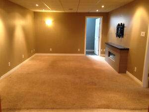 Beautiful Basement Suite in Mature Neighbourhood
