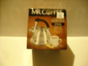 Mr, Coffee Tea/Coffee Maker 2.27 L!