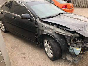2006 Acura TSX Part Out