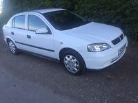Vauxhall Astra Club 1.6L 8v