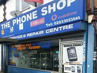 THE PHONE SHOP FOR SALE