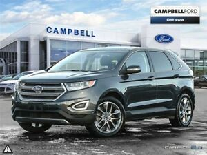 2015 Ford Edge Titanium EVERY FEATURE--AWD-SALE PRICE