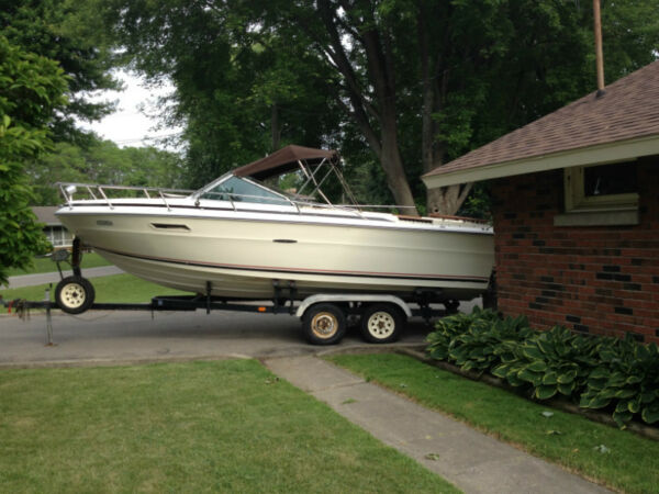 Used 1978 Sea Ray Boats 1978 searay 22 foot.