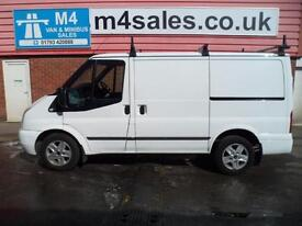 Ford Transit 280 LIMITED LR SWB A/C 125PS
