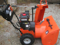Snowblower by Ariens