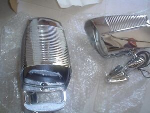 2 NEW Nue Vue Spot lights with mirrors  $300.00