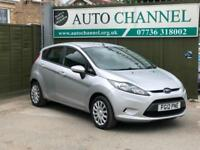 2012 Ford Fiesta 1.4 Edge 5dr