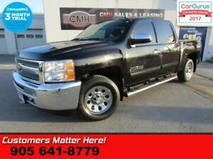 "2012 Chevrolet Silverado 1500 LS  4X4  6""-STEP-BARS CHROME-PKG T"