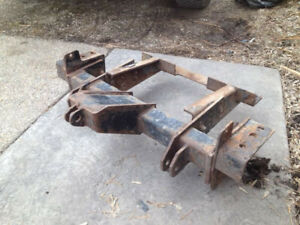 WANTED: Snow Plow Mounts for 1999-2007 GMC 1500 Chev