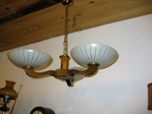 1930 ceiling fixture Kingston Kingston Area image 1