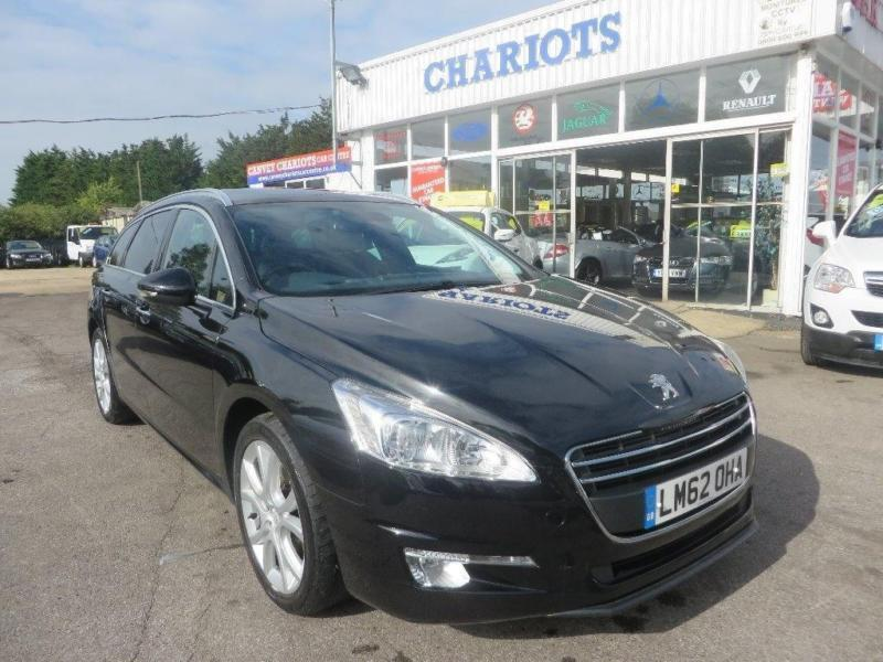 2012 peugeot 508 sw 2 0 hdi fap allure 5dr in canvey. Black Bedroom Furniture Sets. Home Design Ideas
