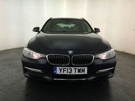 2013 BMW 320D LUXURY TOURING AUTOMATIC DIESEL 1 OWNER SERVICE HISTORY FINANCE PX