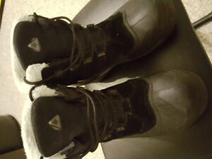 Winter Boots - Columbia and North Face