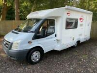 FORD TRANSIT - AUTO ROLLER - MOTORHOME - LOW MILES - MASSIVE SPEC
